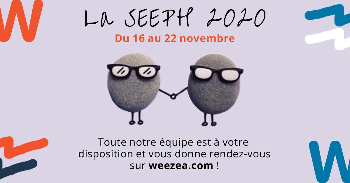 Weezea Goodies LA SEEPH 2020 APPROCHE À GRAND PAS !